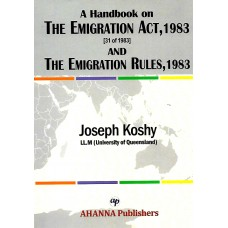 A Handbook on the Emigration Act, 1983